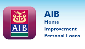 AIB Home Improvement Personal Loan